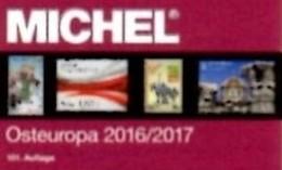 Ost-Europa Band 7 MICHEL Briefmarken Katalog 2017 Neu 68€ Poland Russia Sowjetunion Ukraine Moldau Moldawia Weiß-Rußland - Herkunft Unbekannt