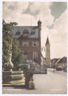 FURSTENFELDBRUCK Altes Rathaus -1959 - 2 Scans - Fuerstenfeldbruck