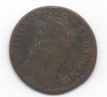 LIARD DE FRANCE AU BUSTE JUVENILE 1657 B ACQUIGNY - 1643-1715 Louis XIV. Le Grand