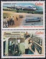 CUBA 2016 TERRORISM - Cuba
