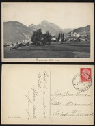 BRUSSON - AOSTA - 1929 - PANORAMA - Italia