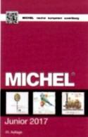 Briefmarken Katalog MlCHEL Junior Deutschland 2017 New 10€ D DR 3.Reich Danzig Saar Berlin SBZ DDR BRD 978-3-95402- - Materiales