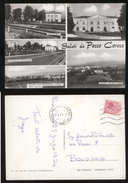 PASSO CORESE - RIETI - 1974 - SALUTI CON VEDUTINE E STAZIONE FERROVIARIA - Rieti