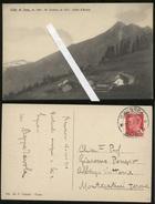 BRUSSON - AOSTA - 1930 - COLLE DI JOUX - MONTE ZERBION - Italia
