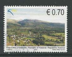 KOSOVO, Yv 138  Jaar 2013  Gestempeld,  Zie Scan - Kosovo