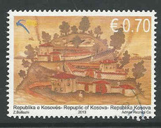 KOSOVO, Yv 144  Jaar 2013  Gestempeld,  Zie Scan - Kosovo