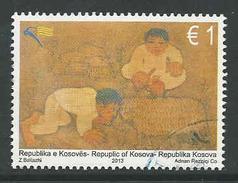 KOSOVO, Yv 145  Jaar 2013  Gestempeld,  Zie Scan - Kosovo