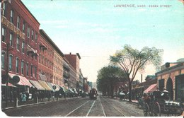 Lawrence. Mass Essex Street. - Lawrence