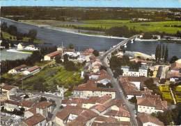 71 - SAINT ROMAIN DES ILES : Vue Générale Et Vallée De La Saône - CPSM Dentelée Colorisée GF 1973 - Saône Et Loire - Autres Communes