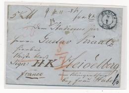 Berlin   Uralter Beleg  ( G4611   ) Siehe Foto - [1] ...-1849 Precursores