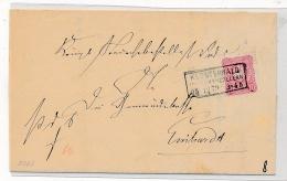 Klosterwald Alter Beleg  ( G4582   ) Siehe Foto - Covers & Documents