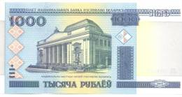 2000. Belarus, 1000 Rub, P-28, UNC - Belarus