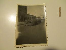 1942 WW II GERMAN SOLDIERS IN ROVNO RIVNE UKRAINE , GOSZCZYNNO LODZ POLAND , SMALL PHOTOS, 0 - Guerra 1939-45