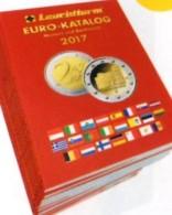 EURO Katalog 2017 Europa Coins New 10€ Für Münzen,Numisblätter,Numisbrief Mit €-Banknoten Coin Numis-catalogue Of EUROPE - Other Collections