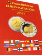 EURO Katalog 2017 Europa Coins New 10€ Für Münzen,Numisblätter,Numisbrief Mit €-Banknoten Coin Numis-catalogue Of EUROPE - Télécartes