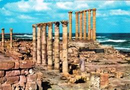 Libya - Sabratha - Mailed 1977 - Libia