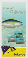 Tokelau Brochure 2012 Fish Of Tokelau - Kakahi (Thunnus Albacares) - Palu Malau (Etelis Carbunculus) - Paala - Tokelau