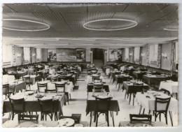 CPSM    17     SAINT TROJAN LES BAINS   HOTEL COOP    LA SALLE DE RESTAURANT - Hotels & Gaststätten
