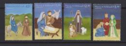 Tokelau Mi 441-444 Christmas - Road To Bethlehem - Nativity - Shepherds - Wise Men - 2013 * * - Tokelau