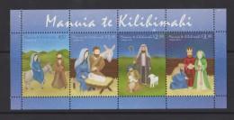 Tokelau Block Mi 52 - Mi 441-444 Christmas - Road To Bethlehem - Nativity - Shepherds - Wise Men - 2013 * * - Tokelau