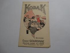 Pochette Kodak Pour épreuves - Photographie