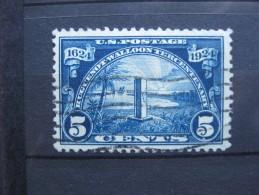 Timbres Etat-Unis : YT N° 255  1924 - Etats-Unis