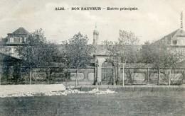 Tarn - Albi - Bon Sauveur - Entrée Principale - Albi