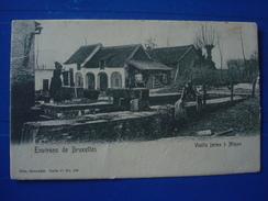 MEYSSE : Vieille Ferme En 1908 - Meise