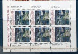 Portogallo 1985  -- Maioliche (Unif. 1635) Minifoglio /Minisheet  -- **MNH/VF - 1910-... Republic
