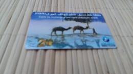 Tunisia Prepaidcard 20 Dinards  Used