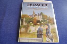 BAFFOU / Bressuire En Bande Dessinée Sur Vélin D'arches Dédicacé - Livres, BD, Revues