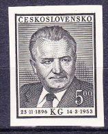 ** Tchécoslovaquie 1953 Mi 795 (Yv Timbre De BF 17), (MNH) - Unused Stamps