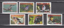 Suriname Surinam 2008,6V,set,birds,vogels,vögel,oiseaux,pajaros,uccelli,aves,MNH/Postfris(E4877) - Unclassified