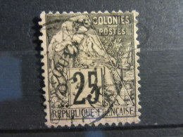 BEAU TIMBRE DE GUYANE N° 23 !!! - Guyane Française (1886-1949)