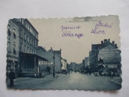 MAIZIERES LES METZ Moselle Grand'rue Gendarmerie Nationale Garage Papiers Peints Eugène Veynante Tabac 6 - France