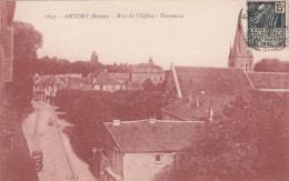 ANTONY : Panorama - Antony