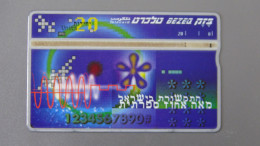 Israel - Bezeq - 1997 - 20 U - Lap:BZ-148 - Look Scans - Israel