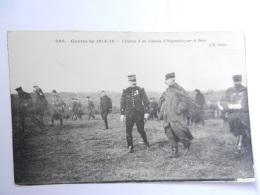 GENERAL - Guerre 1914-18