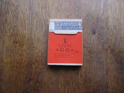 PAQUET ALLEMAND WW2,cigarettes R6,pour Troupier - 1939-45