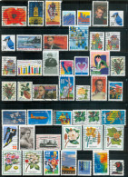Stati Uniti 1996-1998 Lot 46 Different Used - United States
