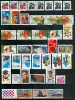 Stati Uniti 1999 Lot 41 Different Used - United States