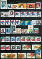 Stati Uniti 1998-1999 Lot 47 Different Used - United States