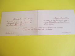 Simone GAZUGUEL Et Maurice DEBACQ,/Eglise St Christophe De Javel , Paris /1930   FPM30 - Wedding