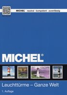 1.Auflage MICHEL Motiv Leuchttürme 2017 Neu 64€ Topic Stamps Catalogue Lighthous Of All The World ISBN 978-3-95402-163-5 - Original Editions