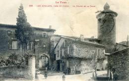 Tarn - Las Avalats Près St Juery - La Porte Et La Tour - Albi