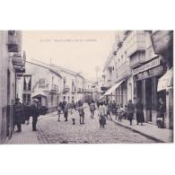 CUTTPA4742-LFTD8011.Tarjeta Postal De CEUTA..Edificios,casas Y Personas Por La CALLE JOSE LUIS TORRES En  CEUTA - Ceuta
