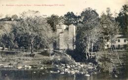 Tarn - Angles  Environs - Chateau De Monségou - Albi