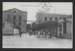 Hôpital De SAINT MANDRIER - Pavillon Et Tollet - Saint-Mandrier-sur-Mer