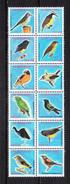 Suriname Surinam 2011,12V In 12block,birds,vogels,vögel,oiseaux,pajaros,uccelli,aves,MNH/Postfris(E4664) - Birds