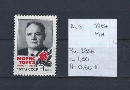 USSR 1964 - YT 2856 Postfris Met Plakker/neuf Avec Charnière/MH - 1923-1991 USSR